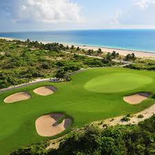 best places to golf in cancun travel leisure