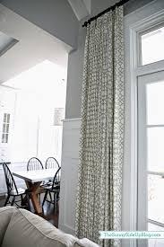 Family Room Drapespillows The Sunny Side Up Blog - Family room drapes