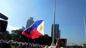 Ceremony Flag 2015 Flag Raising Ceremony Rizal Park Independence Day Youtube