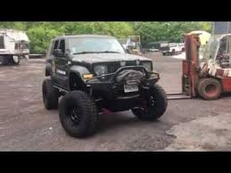 jeep liberty lifted jeep liberty kk arm ifs lift kit