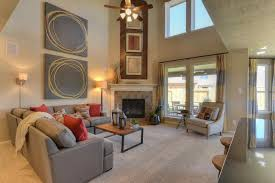 Model Home Furniture In Houston Tx Valley Ranch 60s Legend Homes Houston