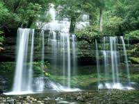 beautiful waterfall photo hd wallpapers free