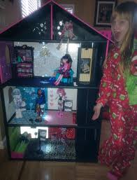 My Homemade Barbie Doll House by 151 Best Doll House Homemade Images On Pinterest Autism
