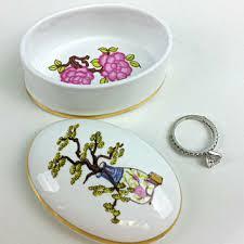 antique dish ring holder images Shop engagement ring holder on wanelo jpg