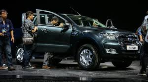 ford ranger 2015 ranger equipment charge driven by demand for high spec utes