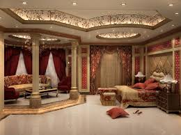 easy master bedroom furniture concept with classic home interior