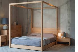selecting a four poster bed blog natural bed company