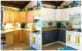 Painting Kitchen Cabinets Black Spray Paint Kitchen Cabinets