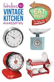 gift ideas kitchen vintage kitchen accessories that make fabulous gifts