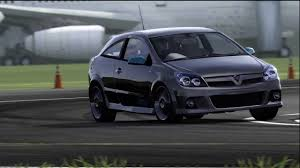 vauxhall astra vxr forza 4 vauxhall astra vxr 2006 top gear test track youtube
