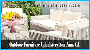 Patio Furniture California by Santa Ana Patio Furniture Costco Santa Ana Woven Coffee Table Agio