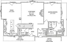 open floor house plans two 28 open floor house plans two single house with