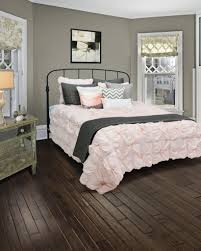 light pink and grey bedroom home furniture ideas