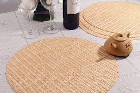 pp woven placemat placemats and table mats manufacturer and factory