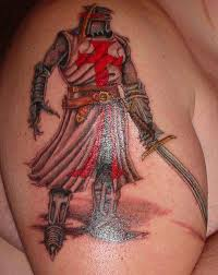 tattoo designs knights templar templar tattoo