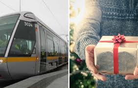 Converter Luas | inner city helping homeless look to fill a whole luas with christmas
