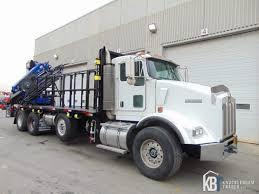 kenworth concrete truck concrete forming trucks and cranes for sale knuckleboom trader