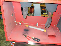 harbor freight sand blast cabinet upgrades upgrading the harbor freight blast cabinet nc4x4