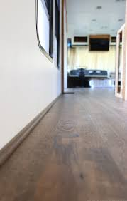 Spongy Laminate Floor How To Replace Rv Flooring Mountainmodernlife Com