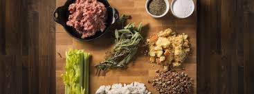 cornbread sausage herb