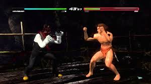 Ryu Hayabusa Halloween Costume Hayabusa Testteam Ein Halloween 2015 Game Play Video Dead