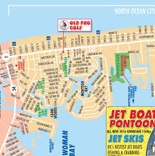 Delaware Map Usa by Local Maps Ocean City Md Chamber Of Commerce