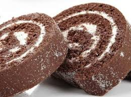 chocolate swiss roll cake recipe bbc best cake recipes
