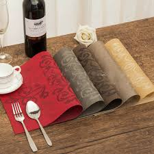 dining room table placemats terrific placemats for dining room table ideas best inspiration