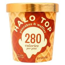 halo top ice cream target