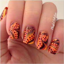 playful polishes 31 day nail art challenge water marble