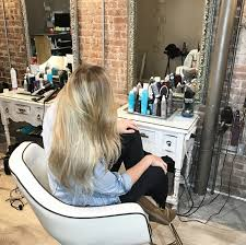 Hair Care Products For Blondes For Protection And Color Maintenace