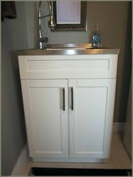 Laundry Room Cabinet With Sink Laundry Sink Cabinet Kulfoldimunka Club
