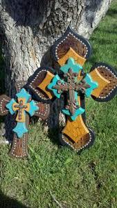 Decorative Longhorns Ut Longhorns Wall Cross By Backroadsfaith On Etsy 45 00
