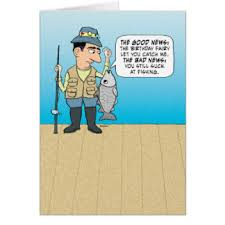 funny fishing birthday cards u2013 gangcraft net