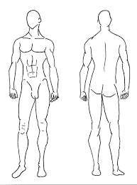 fashion design templates male google search body pinterest