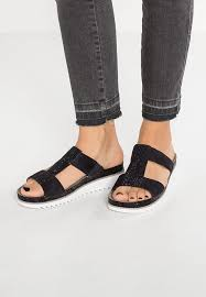 gabor online cheap shoes gabor sandals pazifik glitter mules for outlet