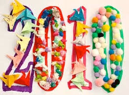 New Year S Homemade Decorations by Best 25 New Year U0027s Crafts Ideas On Pinterest New Year 2014 New