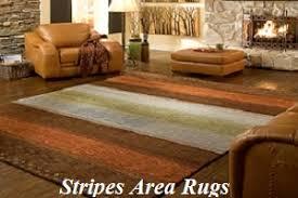 Stripe Area Rug Accent Area Rugs