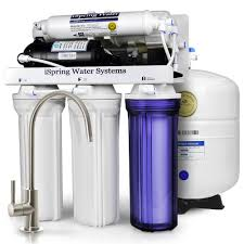 home depot under sink water filter 5 stage under sink reverse osmosis water filter with booster pump