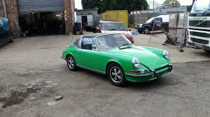 porsche 911 viper green porsche 1972s viper green mp4 youtube