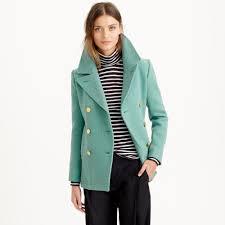 women s long pea coat uk tradingbasis