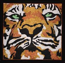 bengal tiger quilt pattern rob appell designs