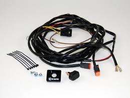 led hid u0026 halogen light wiring solutions u0026 harnesses kc hilites