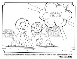 100 cain and abel coloring pages adam and eve tempted by the