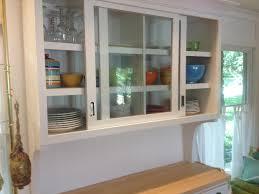 Sliding Door Kitchen Cabinets Kitchen Ideas Sliding Glass Kitchen Cabinet Doors