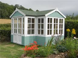 Summer Garden Houses - l shaped summer houses garden buildings garden offices