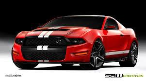 mustang design or not 2014 ford mustang concept car design americanmuscle