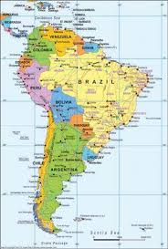 map of cities in south america map of south america continent israa mi raj net