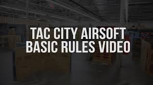 lexus yamaha wood field rules for tac city youtube