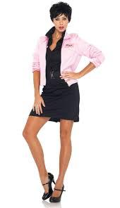 grease pink ladies jacket costume buycostumes com